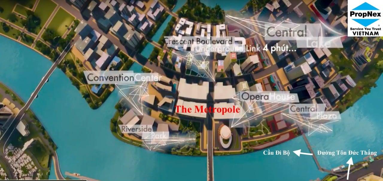 THE METROPOLE THU THIEM