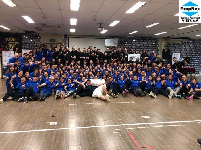 PropNex Vietnam: The Leadership Bootcamp at Singapore